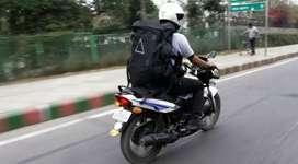 Mira Rd biker job