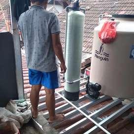 tabung fiber penyaring air