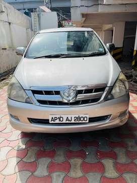 Toyota Innova 2012-2013 2.5 G (Diesel) 8 Seater BS IV, 2006, Diesel