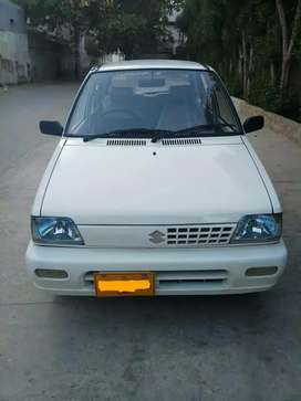 On Installments Model/2016 SUZUKI MEHRAN VXR (Alvinaz Financing)