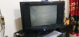 TV POLYTRON 21 INCH u-slim