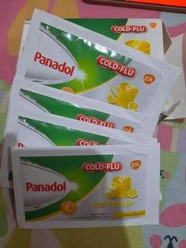 Panadol cold and flu lemon drink