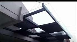 Canopy terpadu sc#1463
