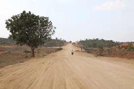 DTCP Plots at Kadthal mandal near Srisailam Hwy