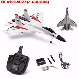 Rc Pesawat mini XK A100 jet model 2.4Ghz RtR