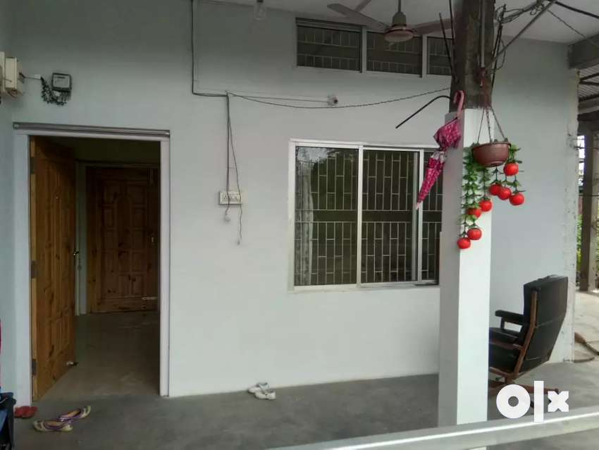 Comfy spacious 1BHK home for small family 0