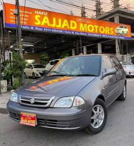 Suzuki Cultus Limited Edition Power Stearing Lahore Register