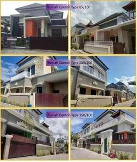 RUMAH Baru Mewah Lokasi di Kota Denpasar
