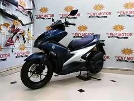 Siap melaju Yamaha matic Aerox ABS- eny motor