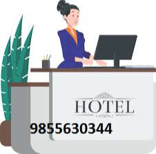 In Hotel Beautiful Receptionist Need Excel Sheets Data Entry