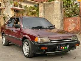 Honda Civic Wonder 87 Plat K Pati pajak baru antik