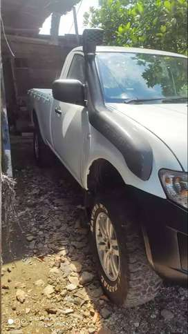 Dijual Mitsubishi TRITON HDX Manual 2015 Putih Model Pick-Up