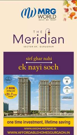 2BHK Flat Close to DLF City at just 22 lac only