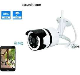 Wireless CCTV IP cam Wifi outdoor murah infra merah V2LTG Rp.400.000/p