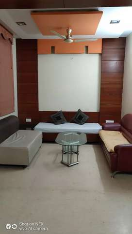 Fully furnished 1bhk Big Size flat available on rent at bengali square