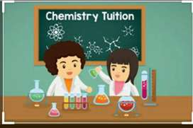 Chemistry tutions in kudasan from experienced faculty of ncr