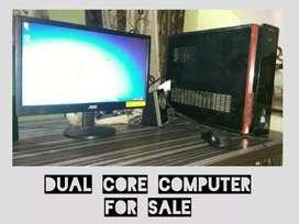 Computer (Dual Core)
