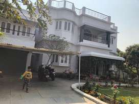 First floor of independent house for rent at ashok nagar