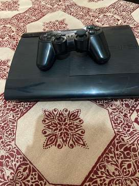 Playstation 3 with 20 games