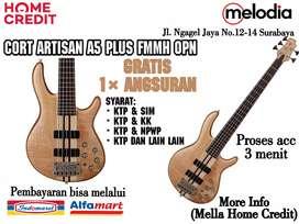 Promo Kredit Cort Artisan A5 Plus Syarat KTP dan SIM di Melodia Musik
