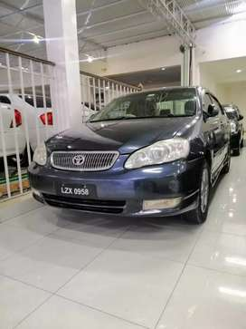 Xli saloon 2005 family use car new tyre and engine