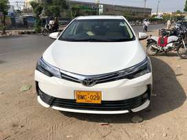 Toyota Corolla 2018 Atis Just get on easy Installment