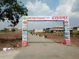 New open Banglow plots at sanswadi. Fully develop plots