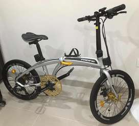Sepeda noris pasific 2.2 warna abu