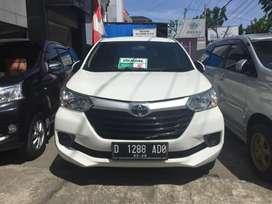 Toyota Avanza 2015 E