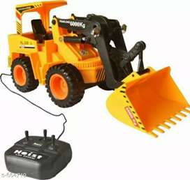 JCB Crane Truck Toy ( new )
