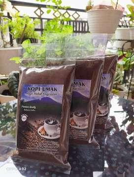 Kopi Robusta Pagaralam SumSel 500 gr - Bubuk / Biji (Umak Coffee)