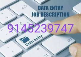 Smart System Work in data entry job  Permanent Online !!
