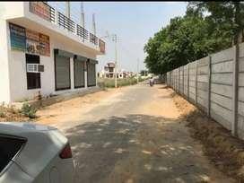 Plot hi plot sale in badshpur near about golf course raod