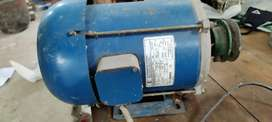 Crompton 2hp single phase motor
