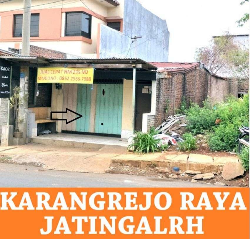 Rumah hitung Tanah Karangrejo Raya Jatingaleh dekat PLN-Unika Semarang