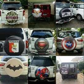 Cover/Sarung Ban Terios/Jeep/Rubicon/Suzuki Vitara/Rush/persisi pres R