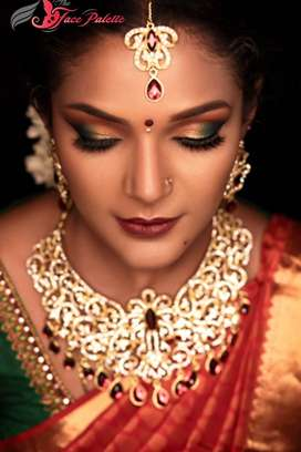 Hindu Bridal Makeup by Face Palette Internationally Certified Artists