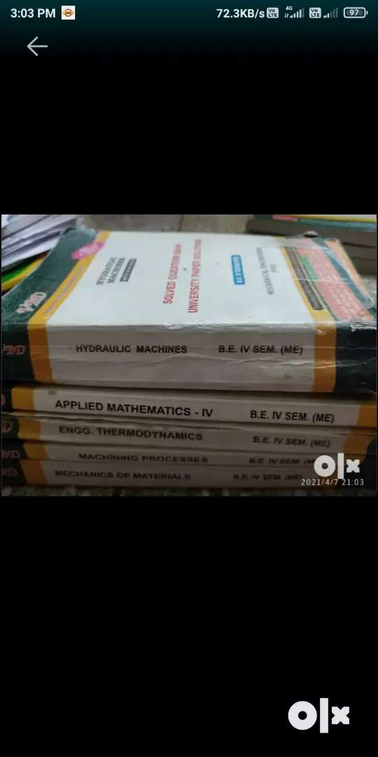 Vbd mechanical engineering 5th sem