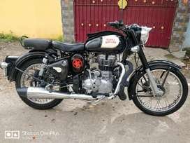 2017 ROYAL ENFIELD CLASSIC 350 SINGLE OWNER VERY GOOD CONDITION