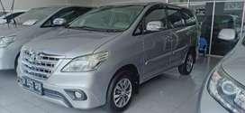 Toyota Innova G MT 2.0 th 2015 siap pakai dan DP Terjangkau