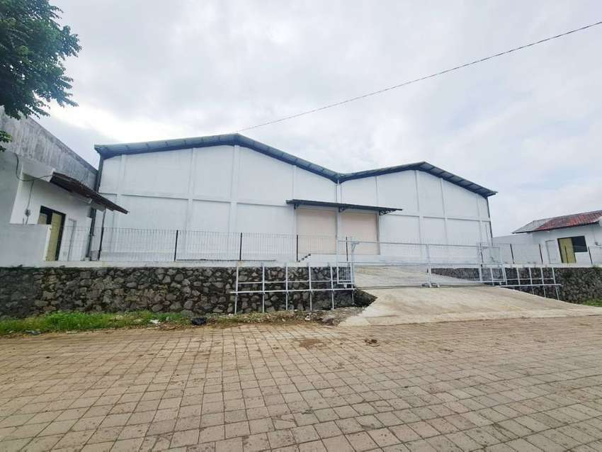 Gudang Siap Tempati Di KIC Gatot Subroto, Semarang
