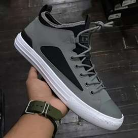 "Original Converse CT Ultra OX ""Grey Black"" BNIB"
