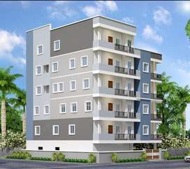 3, 2, 1 BHK Flats for sale at vinayakanagar, Balanagar Aadarsh Residen