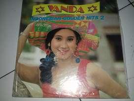 cakram laser disc vanda indonesian golden hits 2