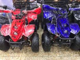 A plus 48cc 78cc atv quad 4 wheels delivery all pakistan
