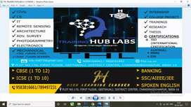 Schooling classes projects and trainings ( Venture of HLC and THL)