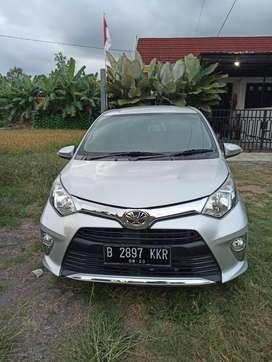 Toyota Calya 1.2 G Manual 2018 Silver