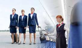 Jobs for Cabin Crew and Air hostess for Leading Airlines