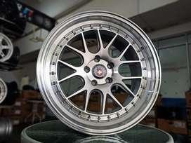 Velg HRE Celong Ring 18x8.5/9.5 h5x113 ET35 On Camry Innova Terios dll