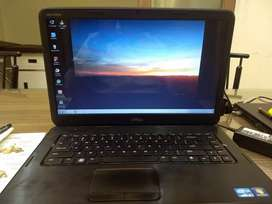 Dell laptop in excellent condition for sale